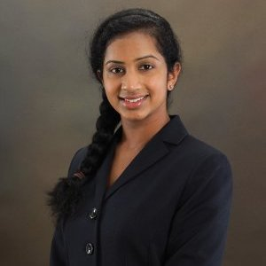 Group mentoring leader, Sophia Joseph, Class of 2016 Photo courtesy of LinkedIn.com