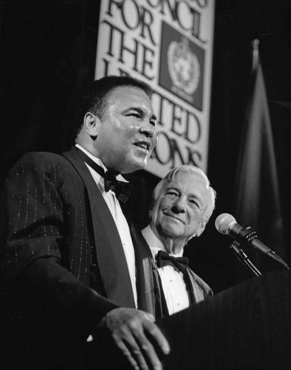 Mohammad Ali and John C. Whitehead