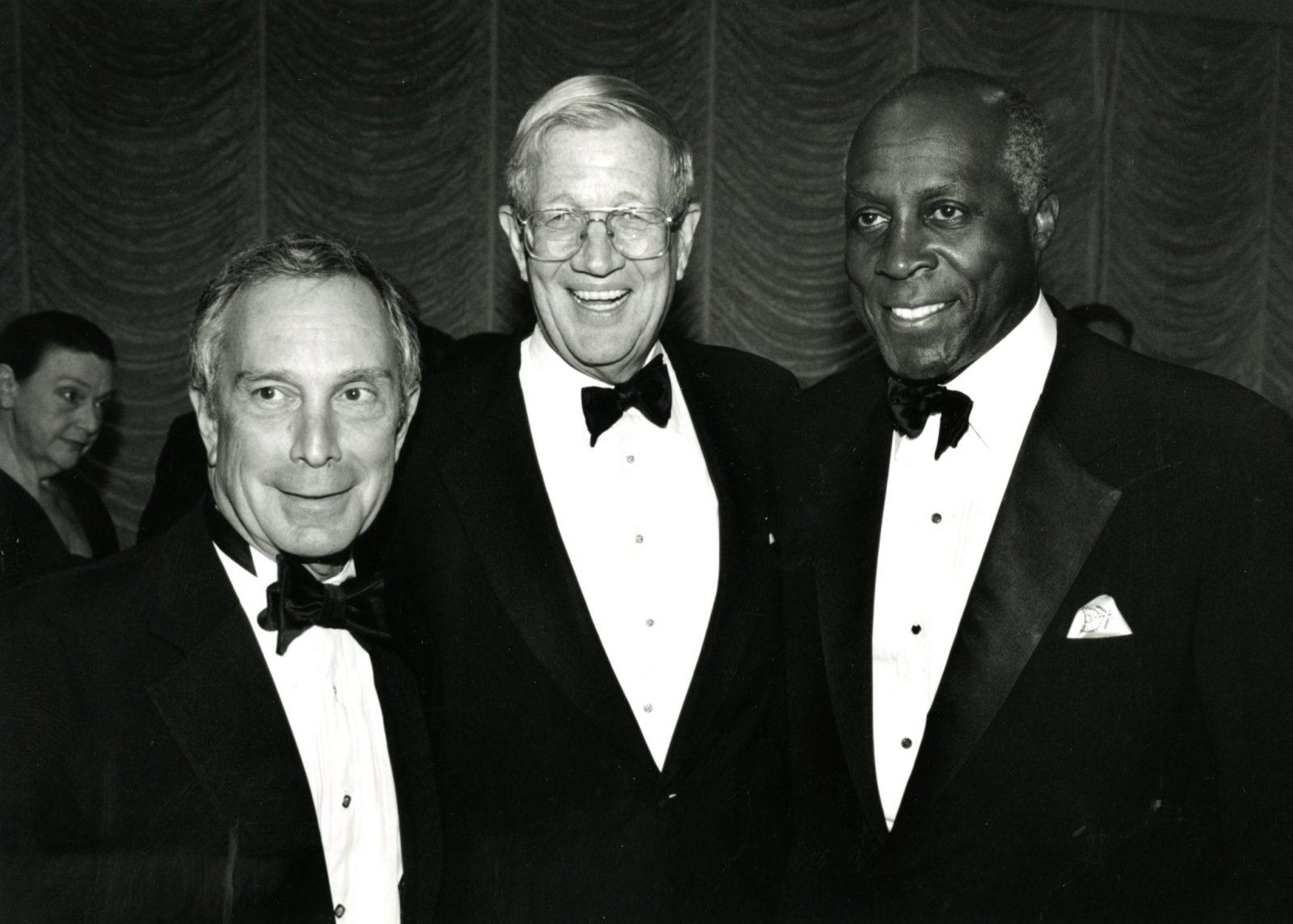 Bloomberg, Luers and Jordan