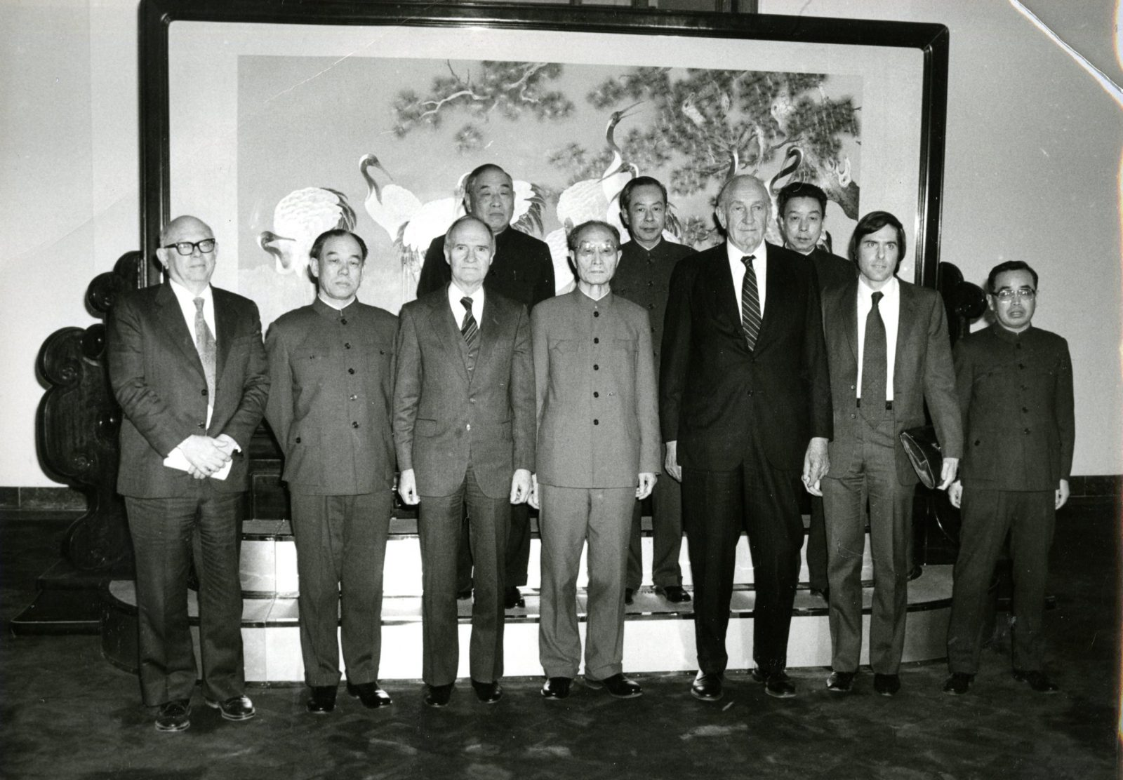 UNA-USA Delegation to Beijing, China, 1984