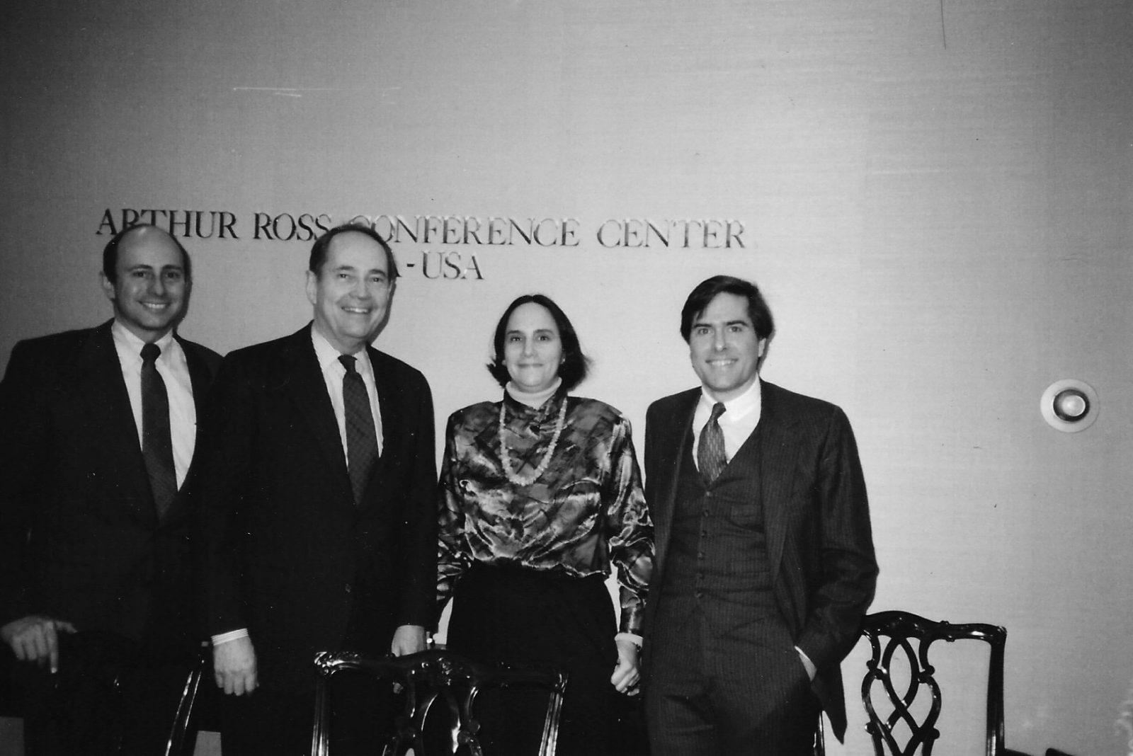 UNA-USA Conference Center 1992