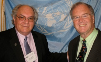 Larry Levine and Sam Farr
