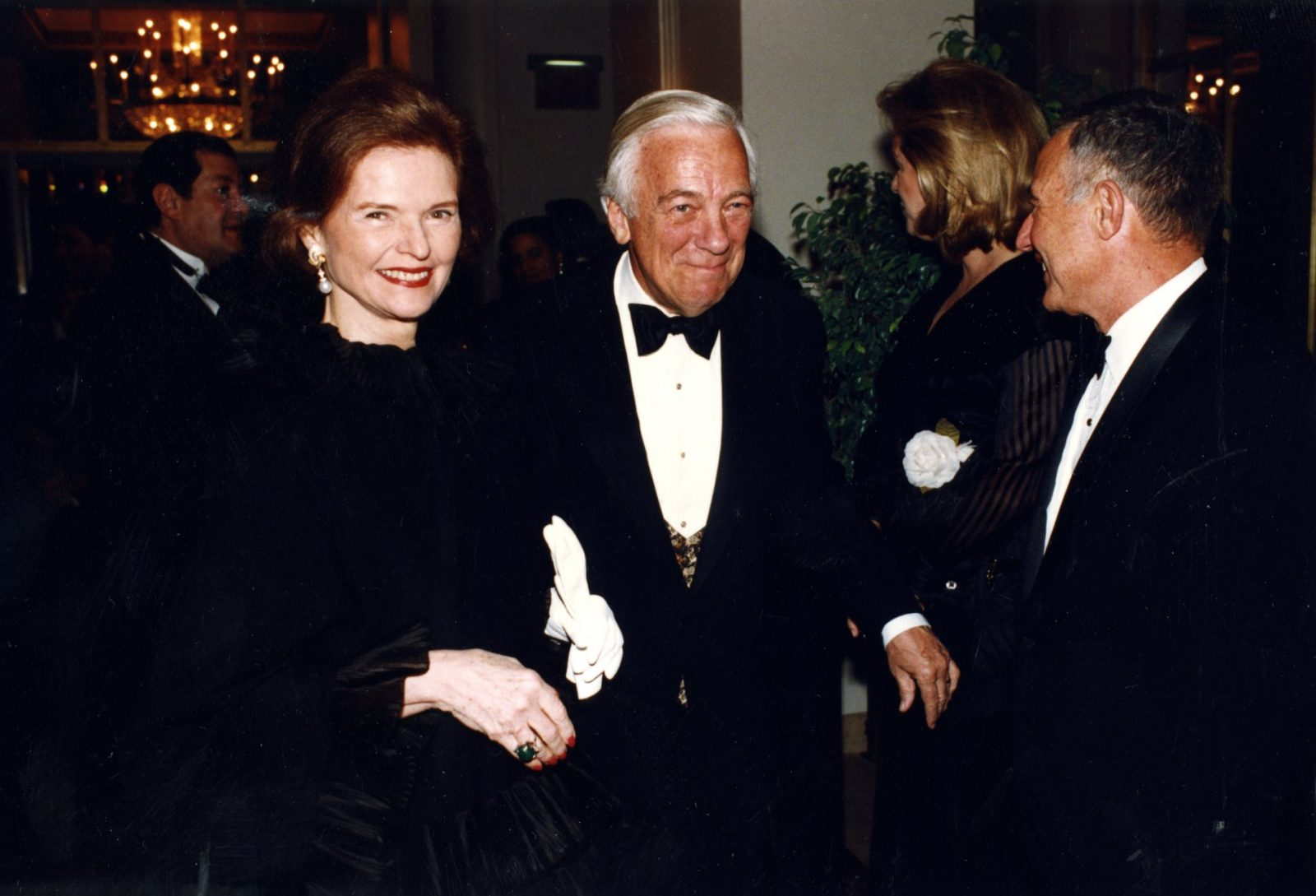 Nancy and John C. Whitehead