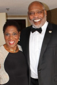 Janet and George L. Miles Jr. '63