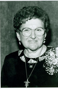 Portrait of Sister Rose