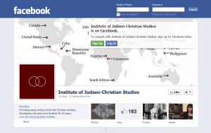 The Institute of Judaeo-Christian Studies Facebook page