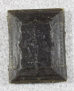 Daguerreotype case, from the Archdiocese of Newark photographs