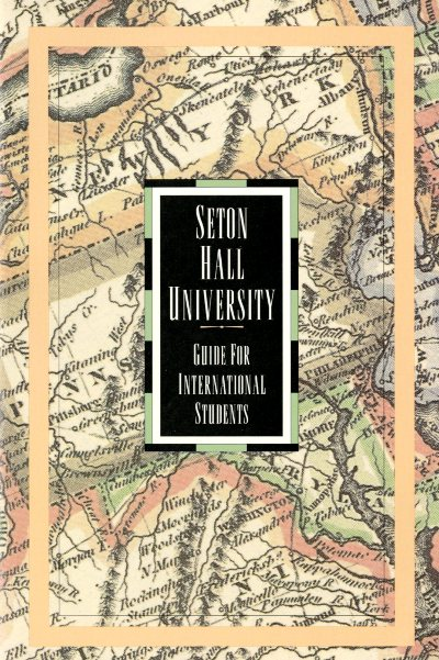 Seton Hall University Guide for International Students