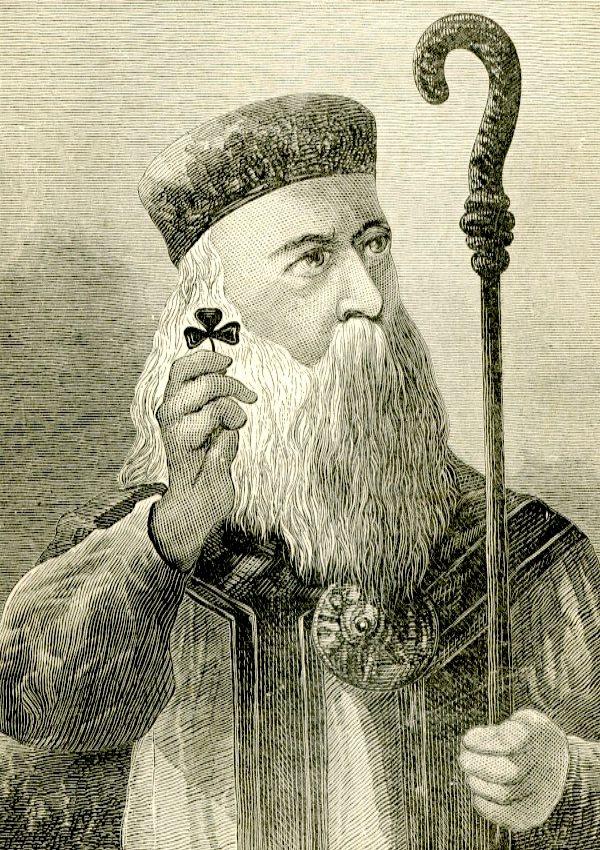 St. Patrick portrait