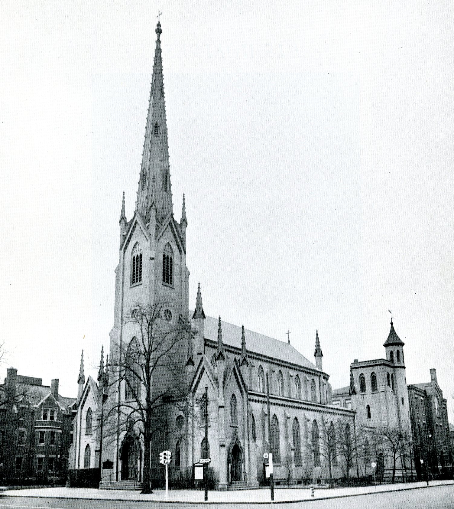 St. Patrick's Pro Cathedral