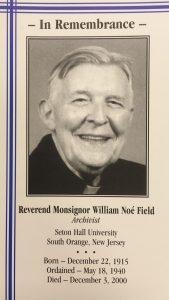 Holy card, 2000