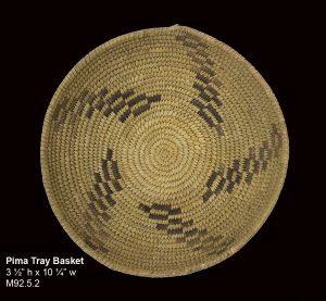 """Pima Tray Basket 3 ½"""" h x 10 ¼"""" w M92.5.2"""