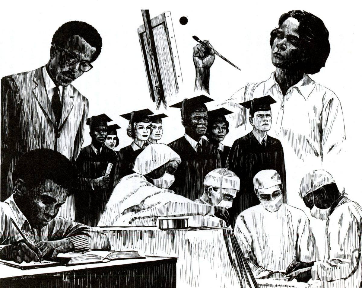 African American Studies – 50th Anniversary of Distinction