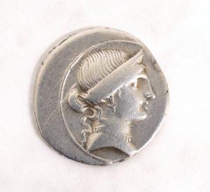 Denarius of Octavian