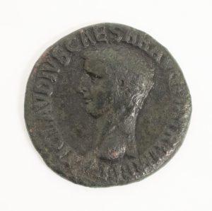 Coin of Claudius