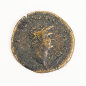 Dupondius of Nero