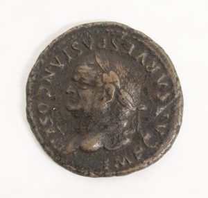 Coin of Vespasian