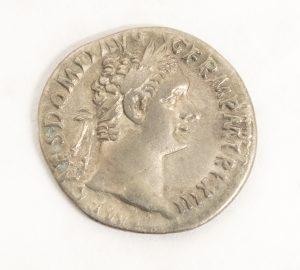 Denarius of Domitian