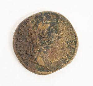 Sestertius of Antoninus