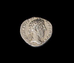 Denarius of Emperor Marcus Aurelius