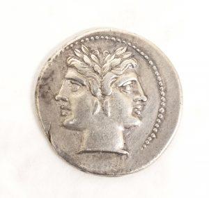 Quadrigatus of Janus
