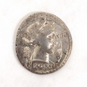Denarius of Furia