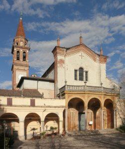 Monastary at Ospedaletto Lodigiano