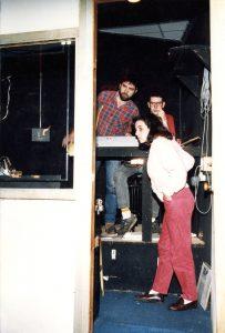 Theatre in the Round Crew Picture, Undated