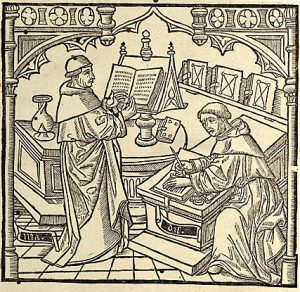 Scribes in the Early Medieval Period