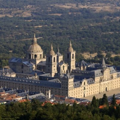 The Monastery at El Escorial