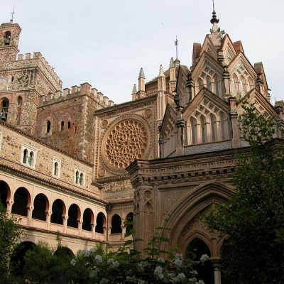The Royal Monastery of Santa Maria de Guadalupe
