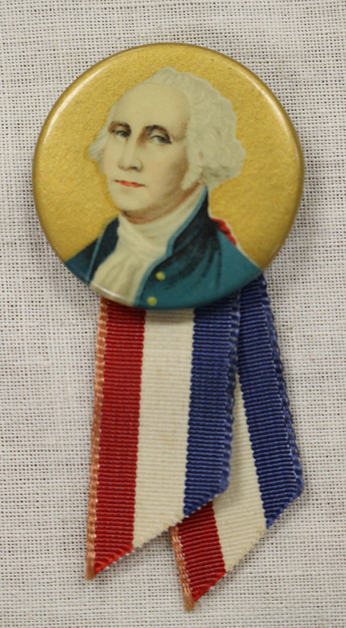 Object of the Week: George Washington Bicentennial Button