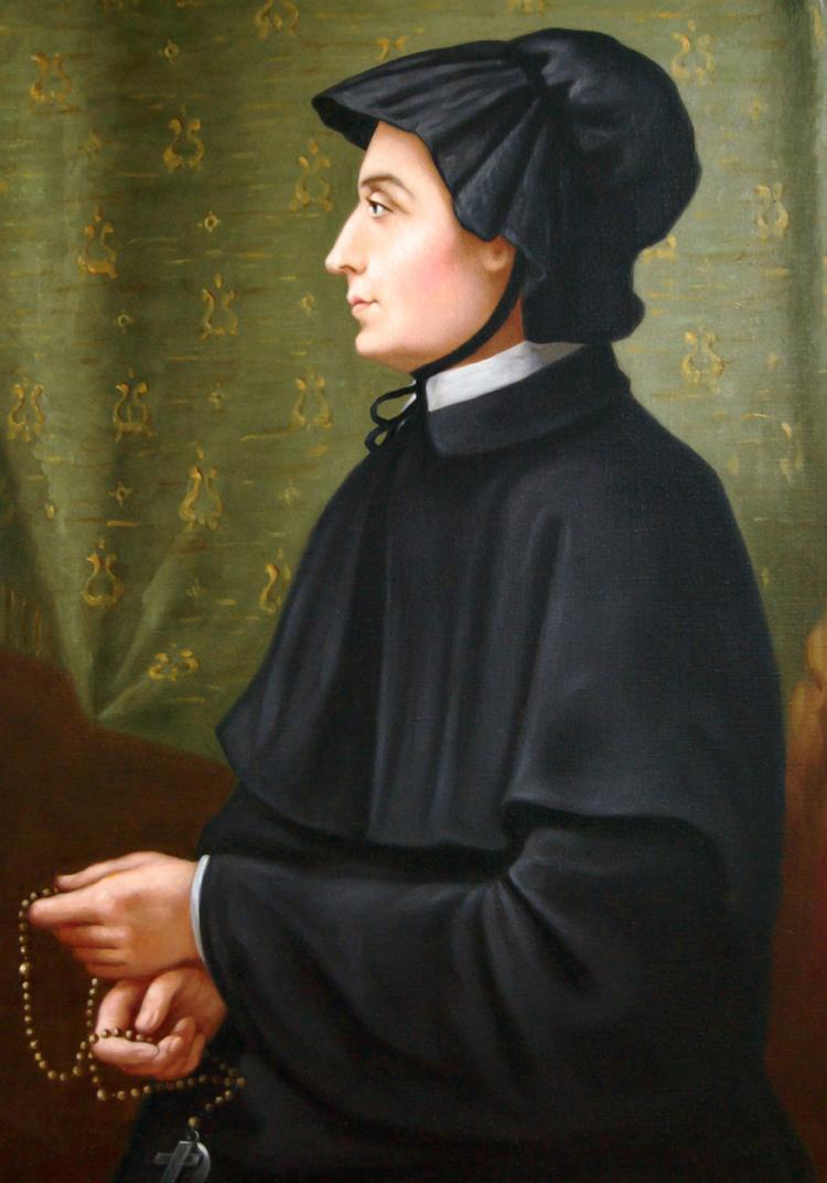 Saint Elizabeth Ann Seton & Bicentennial Remembrance