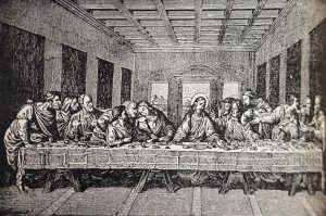 Image of the Last Supper