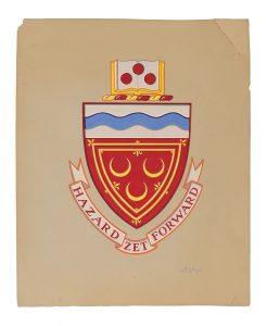 Seton Hall coat of arms