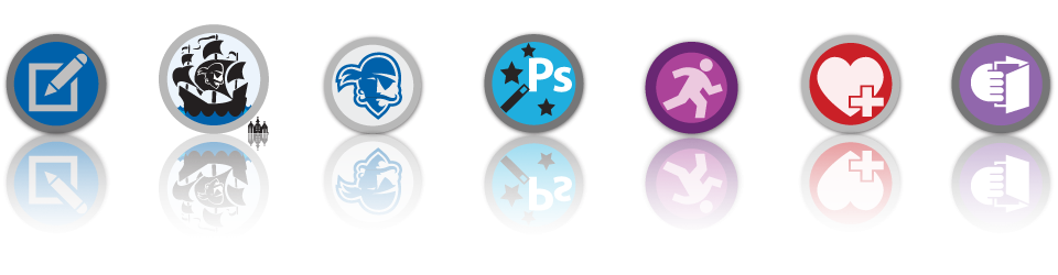 The Badges Blog