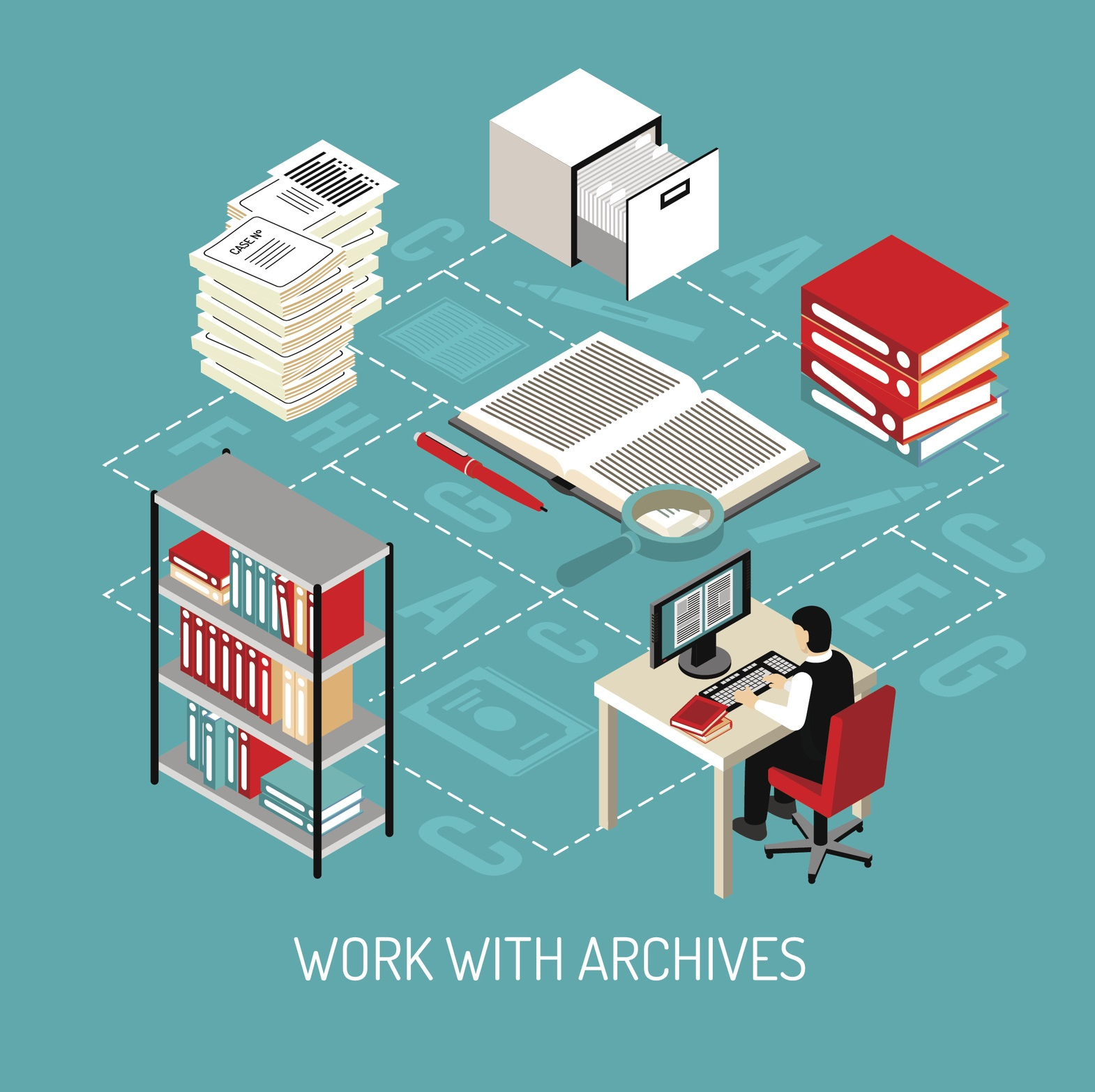 Document Archive Library