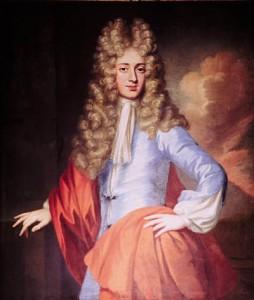 George Brudenell, 3rd Earl of Cardigan; Taken from Deene Park Website.