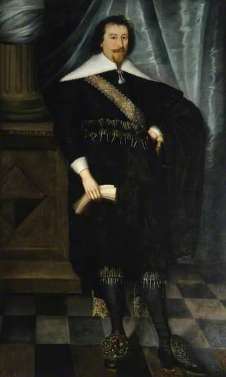 Sir Henry Constable of Burton, Viscount Dunbar (1588-1645); Painter unknown; Part of Burton Constable Collection