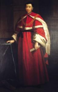 Sir Robert Brudenell (1461-1531) taken from Deene Park Website