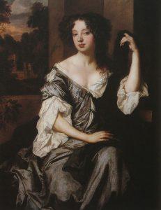 Portrait of Louise de Kerouaille, Sir Peter Lely, 1670.