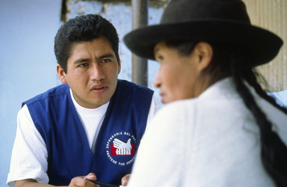 Regional HIV-Related Policy Processes in Peru in the Context of the Peruvian National Decentralization Plan and Global Fund Support