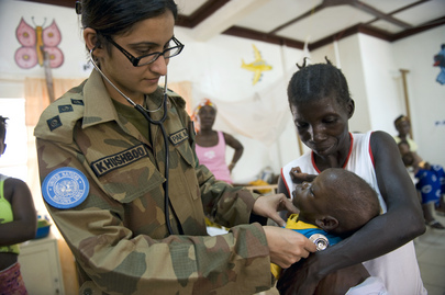 Securitizing Global Health: A View from Maternal Health