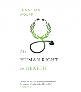 Jonathan Wolff, The Human Right to Health