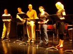 Staged reading of The Verge directed by Michael Winetsky.