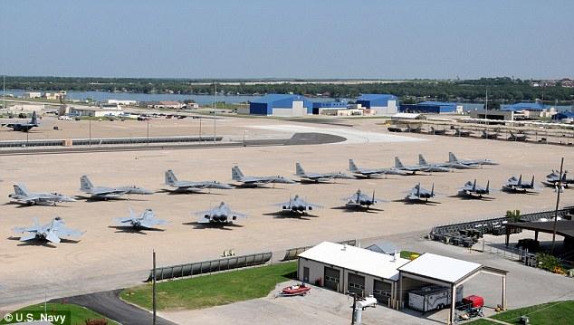 NATO aircraft
