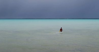 Kiribati: The First Country the Ocean Will Claim