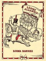 "Illustrated Cover of Barnes' ""Ladies Almanack"" (Wikimedia Commons)"