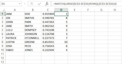 random-number-excel-part-1