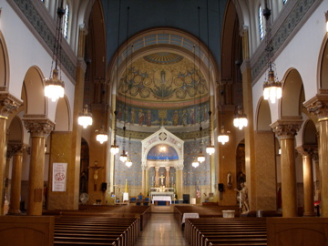 Jersey City St Mary S 171 Churches Of The Archdiocese Of